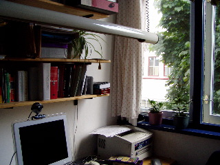 My study in Bussum house